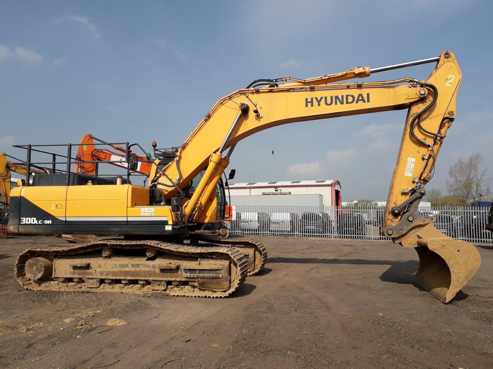 HYUNDAI R300LC-9A